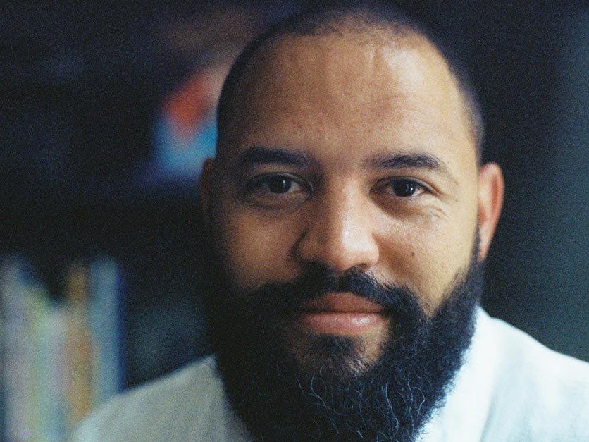 Author Keith Flynn